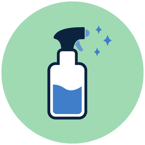 Cleaning best practices